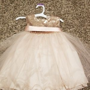 Other - Gorgeous toddler girl formal dress